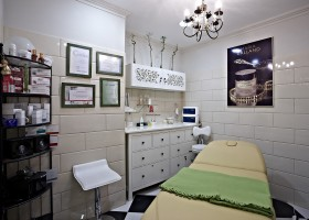 Как оформить косметологический кабинет